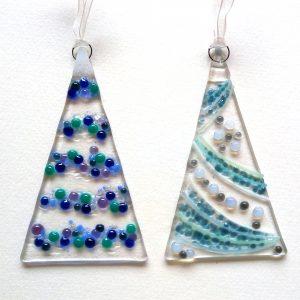 Fused Glass Christmas Tree workshop