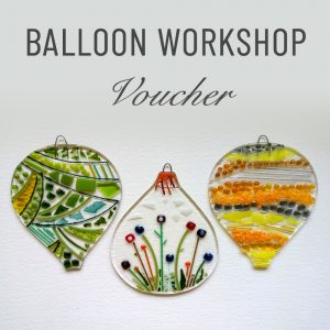 Balloon Workshop - Gift Voucher