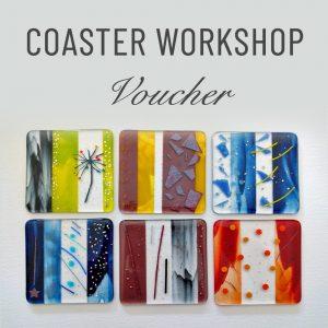 Coaster Workshop - Gift Voucher