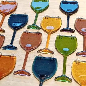Wine Glass Bunting
