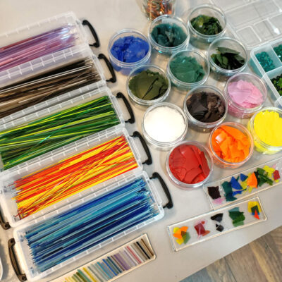 Fused Glass Accessories